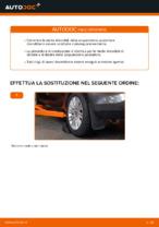 Quando cambiare Molla sospensione autotelaio FIAT BRAVO II (198): manuale pdf