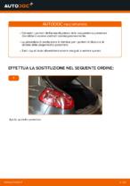 FIAT BRAVA Ammortizzatori sostituzione: tutorial PDF passo-passo