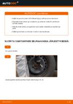 TOYOTA YARIS Iskarin yläpään laakeri vaihto: ilmainen pdf