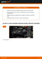 HONDA ACCORD Iskarin yläpään laakeri vaihto: ilmainen pdf