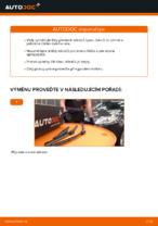 Podrobný průvodce opravami pro Fiat Bravo 182
