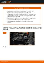 Οδηγός επισκευής βήμα - βήμα Honda Accord VIII CU