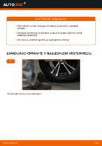 Avtomehanična priporočil za zamenjavo PEUGEOT PEUGEOT 107 1.4 HDi Blazilnik