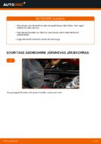 Tutvuge meie üksikasjaliku juhendiga Piduriklotsid probleemide tõrkeotsingu kohta
