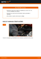 Automehāniķu ieteikumi PEUGEOT PEUGEOT 107 1.4 HDi Piekare nomaiņai