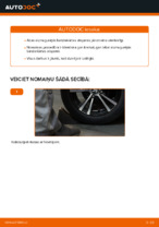 Automehāniķu ieteikumi PEUGEOT PEUGEOT 107 1.4 HDi Svira nomaiņai