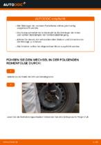 Wie Sie das vordere Federbein am Toyota Yaris P1 ersetzen