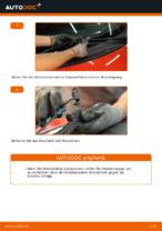 Wie Sie die vorderen Wischerblätter am Peugeot 107 PM PN ersetzen