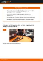 Auswechseln Wischblatt FIAT BRAVA: PDF kostenlos