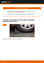 Wie Achslenker BMW 3 SERIES austauschen und anpassen: PDF-Anweisung