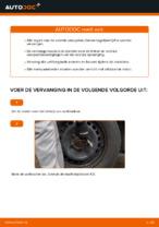 Draagarmen & Ophanging onderhoud: werkplaatshandboek