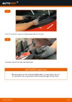 Ruitenwisserbladen vervangen: pdf instructies voor PEUGEOT 107