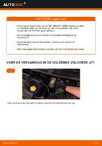 Aanbevelingen van de automonteur voor het vervangen van FIAT FIAT BRAVO II (198) 1.6 D Multijet Draagarm