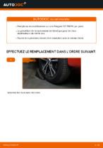 Montage Suspension barre de connexion PEUGEOT 107 - tutoriel pas à pas