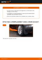 Comment remplacer les ressorts de suspension arrière sur une FIAT BRAVO II (198)
