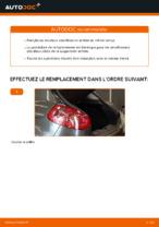 Comment remplacer les amortisseurs de suspension arrière sur une FIAT BRAVO II (198)