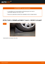 Changement Bras de Suspension BMW 3 SERIES : manuel d'atelier