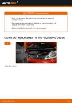 PEUGEOT 107 troubleshoot manual