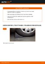 Hvordan skifte fremre suspensjonsavstiverfeste på BMW E90