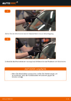 Auswechseln Wischblatt ALFA ROMEO 159: PDF kostenlos