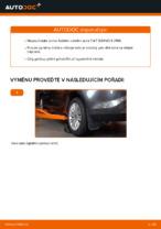 Manuál pro kutily o výměně Lozisko kola v FIAT BRAVO II (198)