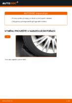 Jak vyměnit a regulovat Řídící páka zavěšení kol FIAT BRAVA: průvodce pdf