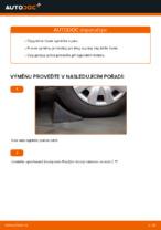 Jak vyměnit čepy táhla na AUDI A4 B6