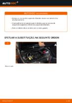 Quando mudar Amortecedor de suspensão RENAULT MEGANE II Saloon (LM0/1_): pdf manual