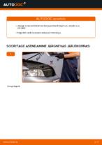 Kuida svahetada mootori õhufiltrit aitol AUDI A4 B6