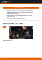 Automehāniķu ieteikumi RENAULT RENAULT MEGANE II Saloon (LM0/1_) 1.9 dCi Stikla tīrītāja slotiņa nomaiņai