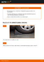 Cum se înlocuiește rulmentul butucului roții din față a autovehiculului AUDI A4 B6