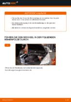 Wie Sie die vorderen Bremsbeläge am Audi A6 C6_4F ersetzen
