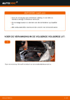 Remblokset achter en vóór veranderen AUDI A6: online gids
