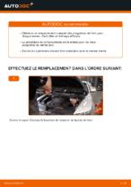 Comment remplacer les plaquettes de frein à disque avant sur une Audi A6 C6_4F