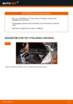 AUDI A6 reparera bruksanvisning