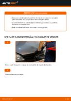 Guia passo-a-passo do reparo do Opel Corsa D