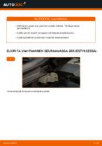 PDF Opetus korjaus varaosat: VOLVO V70 3 (BW)