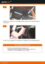 Οι συστάσεις του μηχανικού αυτοκινήτου για την αντικατάσταση OPEL Zafira b a05 1.8 (M75) Ιμάντας poly-V