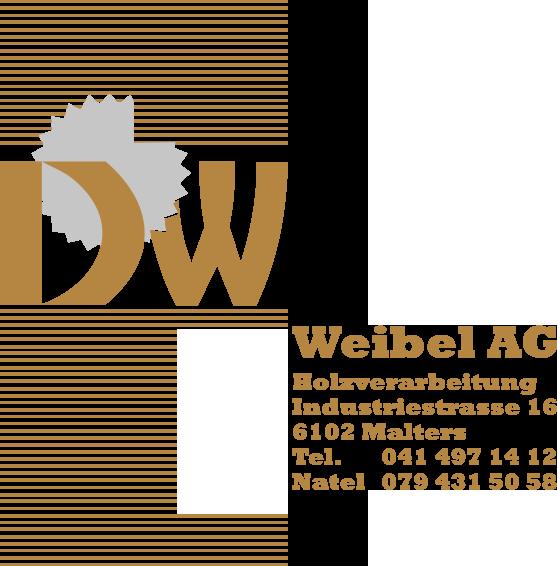 Weibel AG Holzverarbeitung