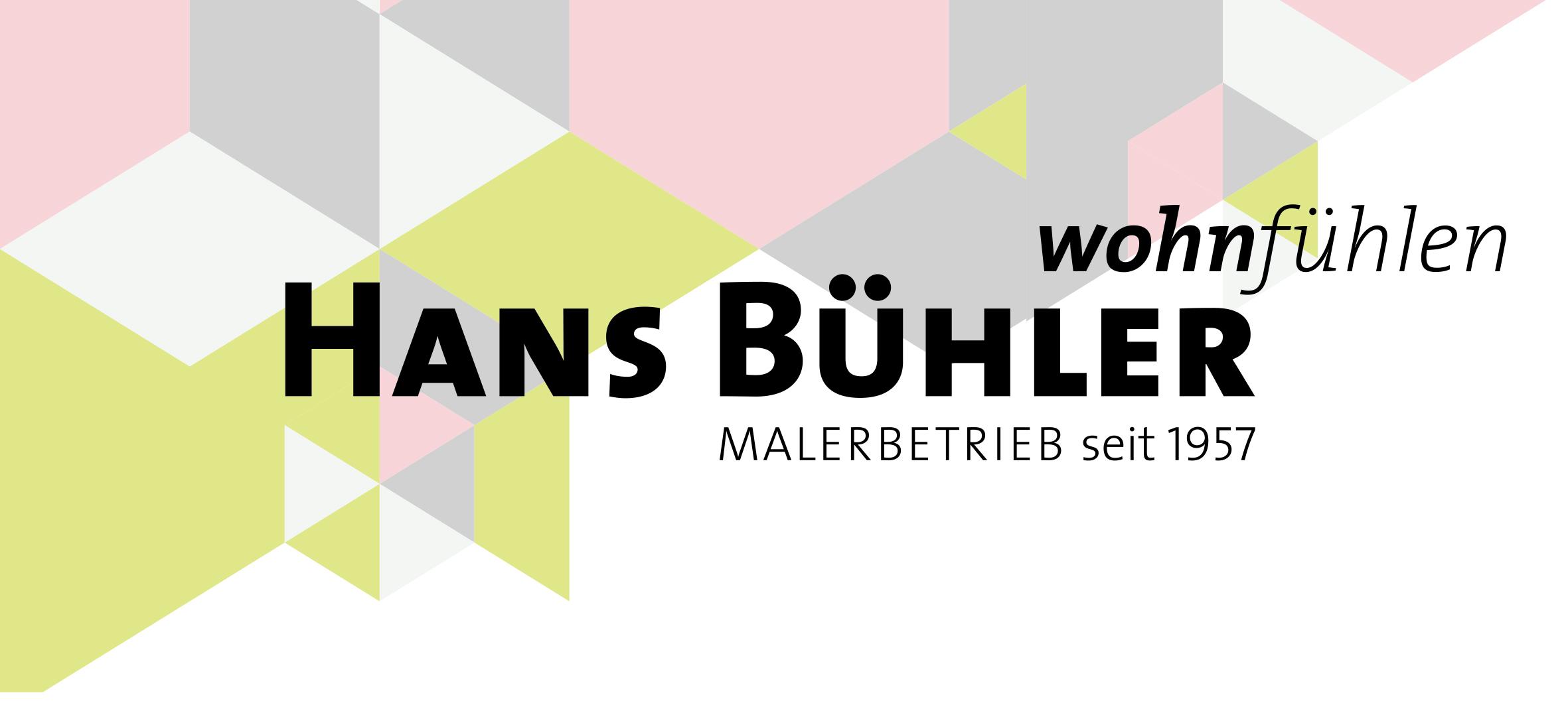 Malermeister Hans Bühler
