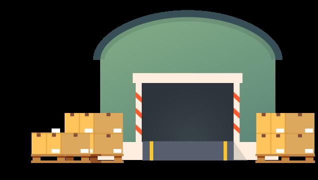 Registro de entradas y salidas del almacén