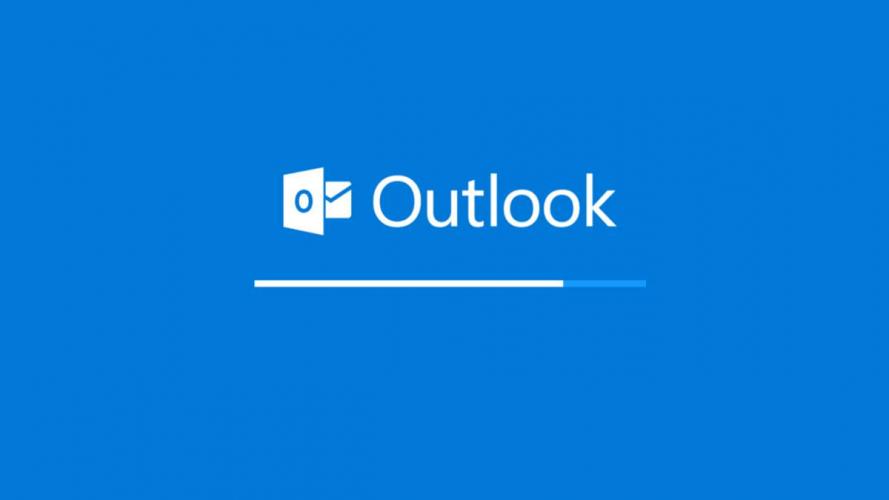 Outlook 2016: No abre la aplicación y veo el mensaje Procesando…