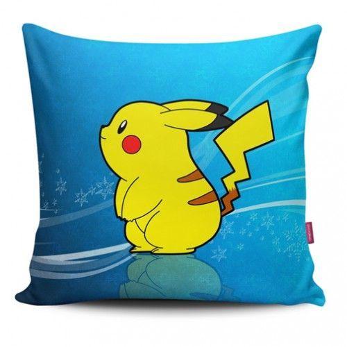 Almofada Pokemon / Pikachu