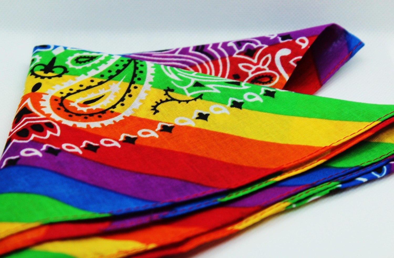 Bandana do Orgulho LGBTQIA+