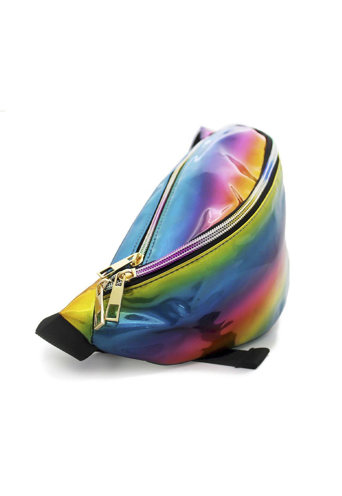 Bolsa Grungeteria Rainbow Bag