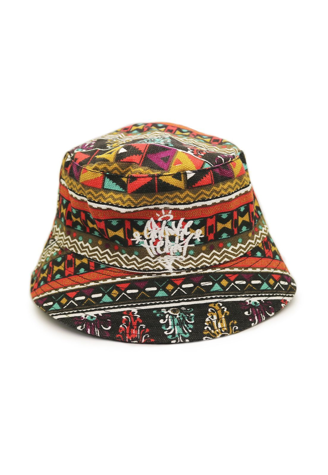 Bucket Tribal Grungetteria