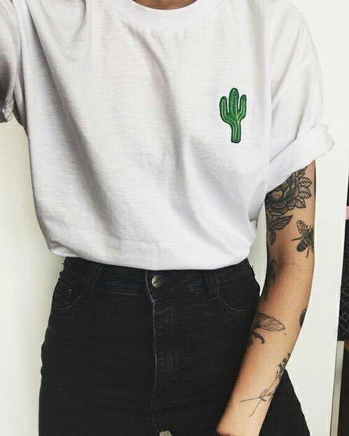 Camiseta Cacto