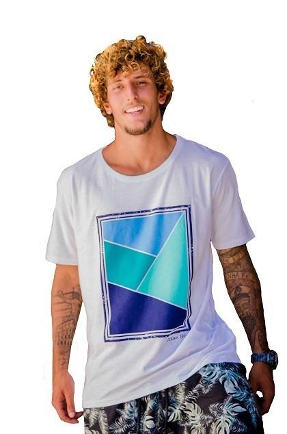 Camiseta Estampada Masculina Castazuli