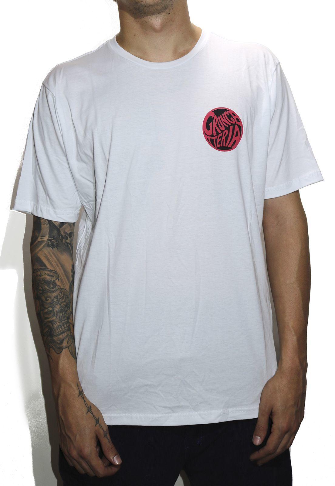 Camiseta Grungeteria Camaleão