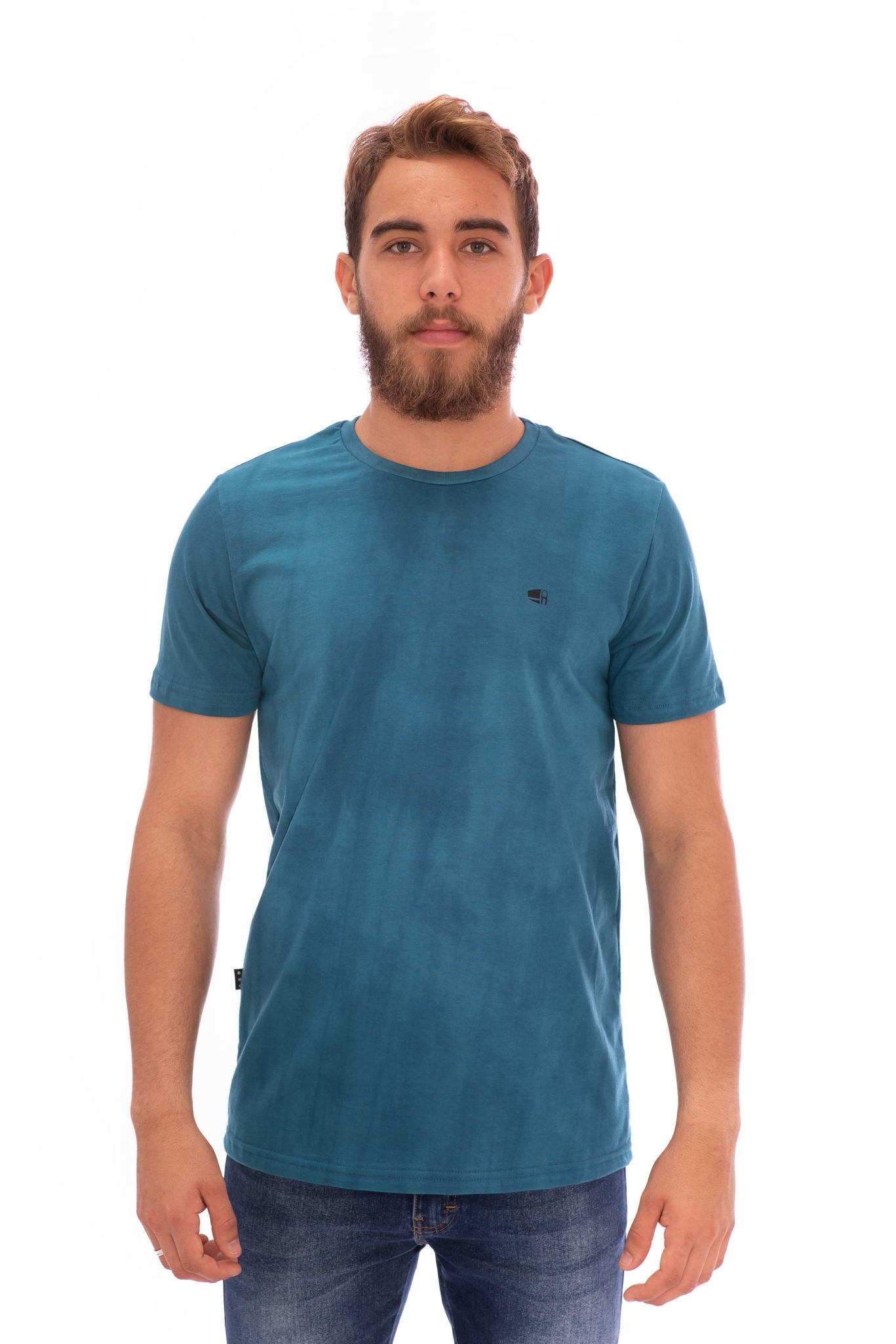 CAMISETA MASCULINA AEE SURF SLIM NEW SPLASH FUERTE REF. 1308